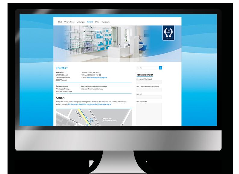 Webdesign Responsive Werbeagentur