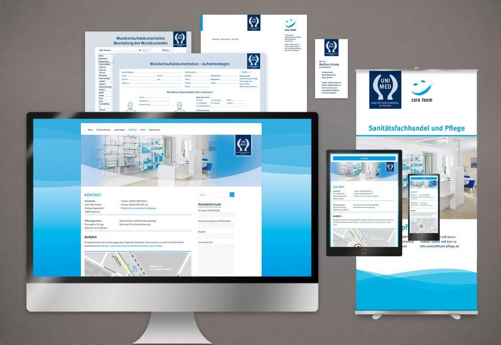 Corporate Design Agentur umsetzen