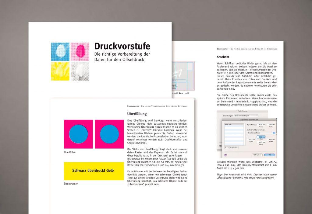 Seminare Druckvorstufe pdf technische Kommunikation Dokumentation Grafiker