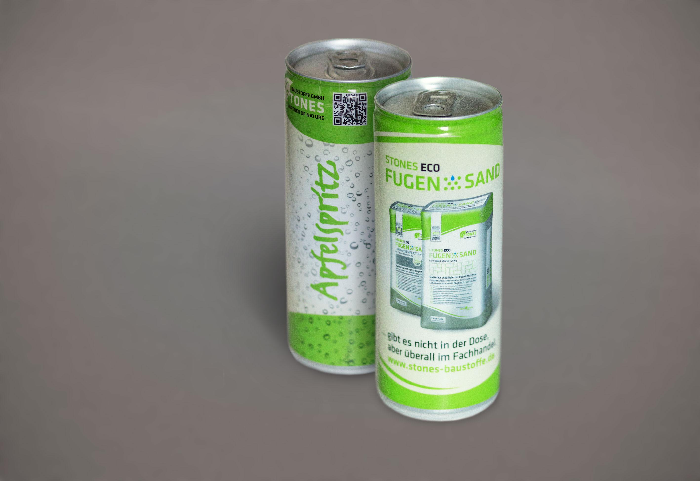 Verpackungen gestalten Getränkedose