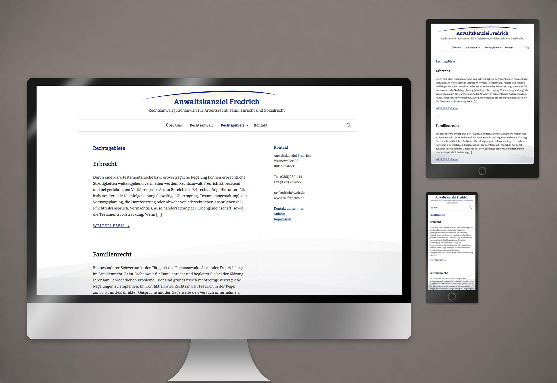 Responsive Webdesign gestalten