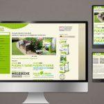 Grafiker Rsponsive Webseite gestalten