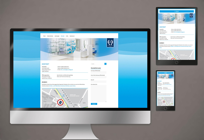 Webdesign Gestaltung Agentur
