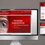 Webdesign Rostock Optik Boysen Webseite