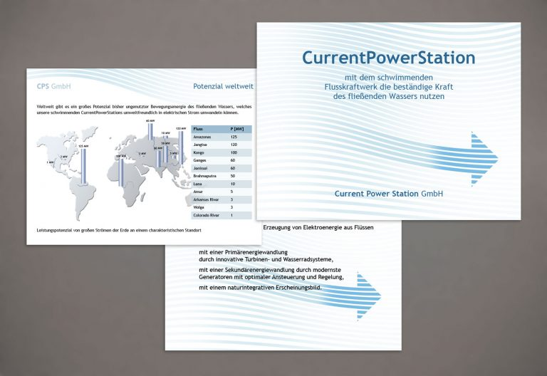 Gestaltung von Powerpoint-Präsentationen